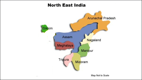 "north eastern states india essay Essay on the linguistic diversity in india  essay on ""linguistic diversity in india""  states based on languages all north-eastern states like arunachal."