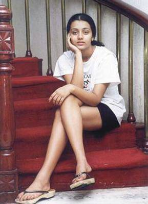Actress Trisha Rare Childhood Young Age And Family Photos