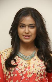 Actress Avika Gor Latest Picture Gallery at Lakshmi Raave Maa Intiki Trailor Launch 4