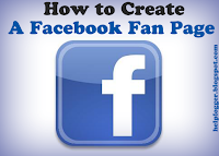 How to create a Facebook Fan Page for your Blog