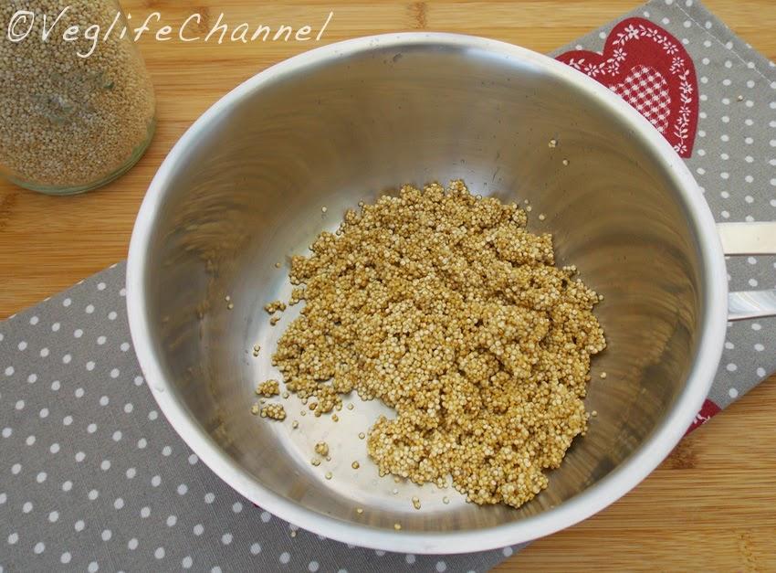 Come cucinare la quinoa for Cuocere v cucinare