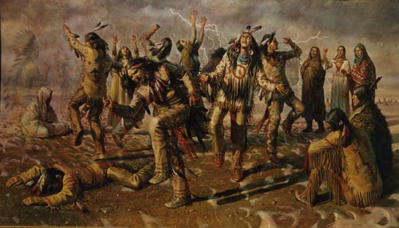 religion and spirituality in native american Native americans in the 19th century were very religious people - but their spiritual beliefs were quite different from those of the new settlers on the great plains.
