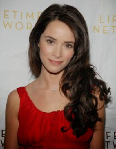 Actrice hollywoodienne Abigail Spencer Contexte