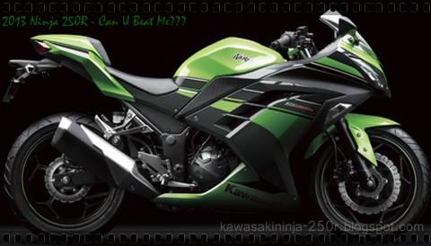 2013 Ninja 250R