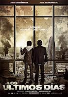 Imagen oficial de la película 'Los últimos días'