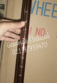 alamat toko tongkat fs929l brown