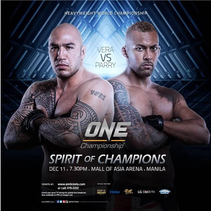 Spirit of Champions: Vera vs. Parry