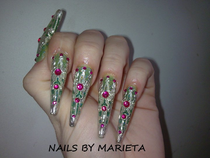 XANA NAILS & BEAUTY: UN POQUITO DE LO MIO