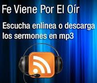 Escuche sermones bíblicos y descarguelos en Mp3