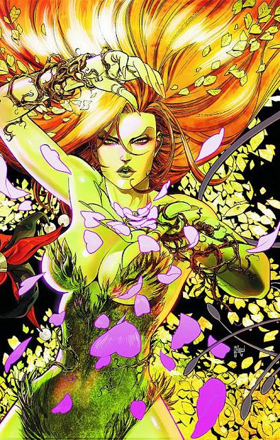 10 Musuh Batman Terhebat Sepanjang Masa: Poison Ivy
