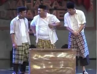 Maharaja Lawak Mega 2013 Sepahtu Minggu 4