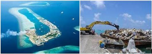 Pulau-pulau Terindah di Dunia Buatan Manusia