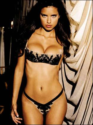 Adriana Lima hot wallpapers HD