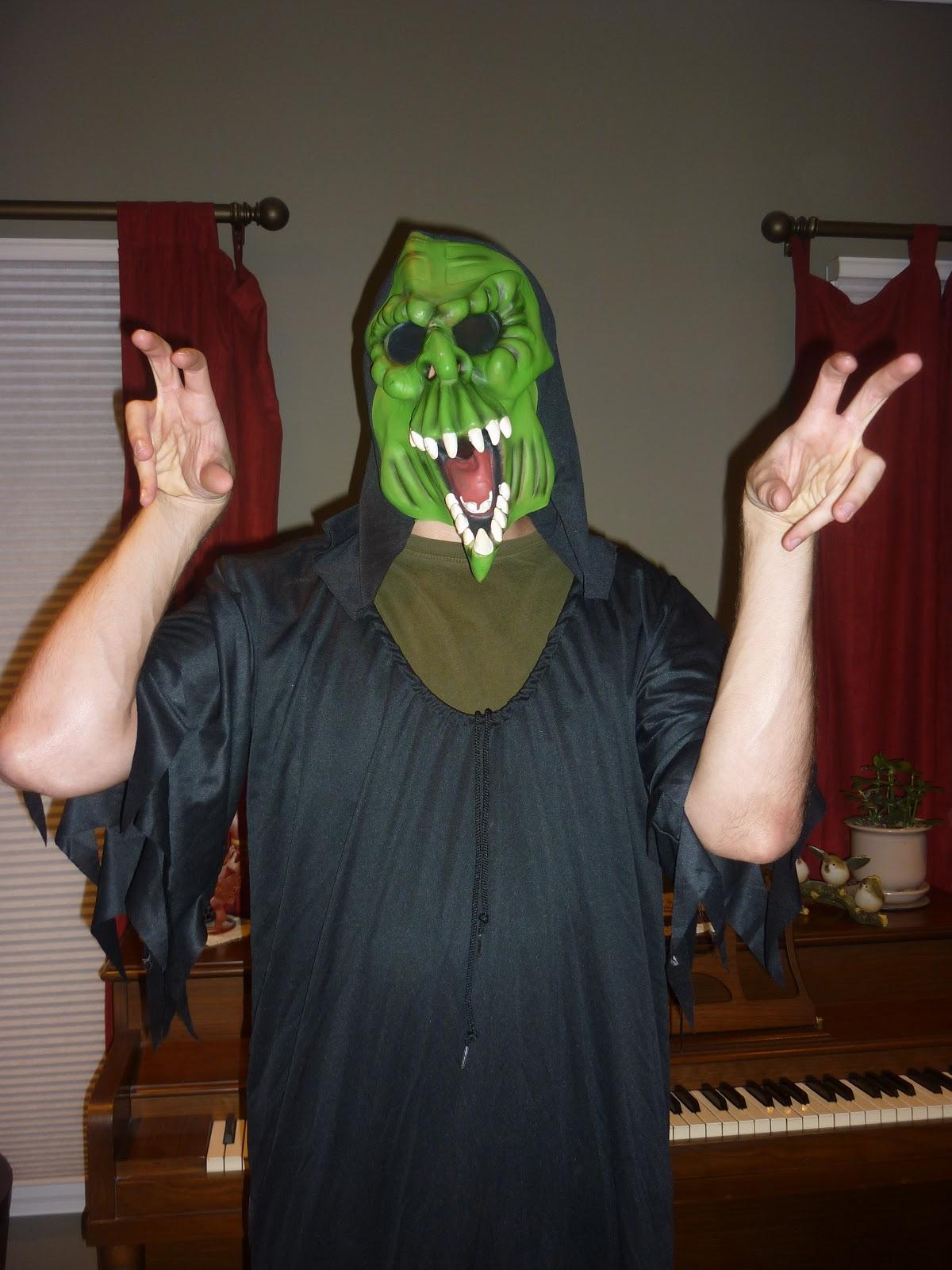 jeffrey the great!: 12 great halloween costumes!