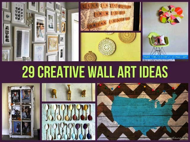 Diy Interior Painting Ideas Part - 18: DIY Creative Wall Painting Ideas