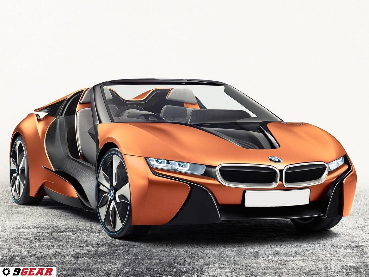 Bmw I Vision Future Interaction Concept Car Reviews