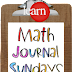 Runde's Room: Math Journal ... Wednesdays