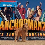 """Anchorvan"" Kicks Off Tour At SXSW With Special Appearance By Baxter To Promote Digital And Blu-Ray Release Of Anchorman 2: The Legend Continues"