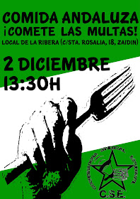 Comida Popular Andaluza...