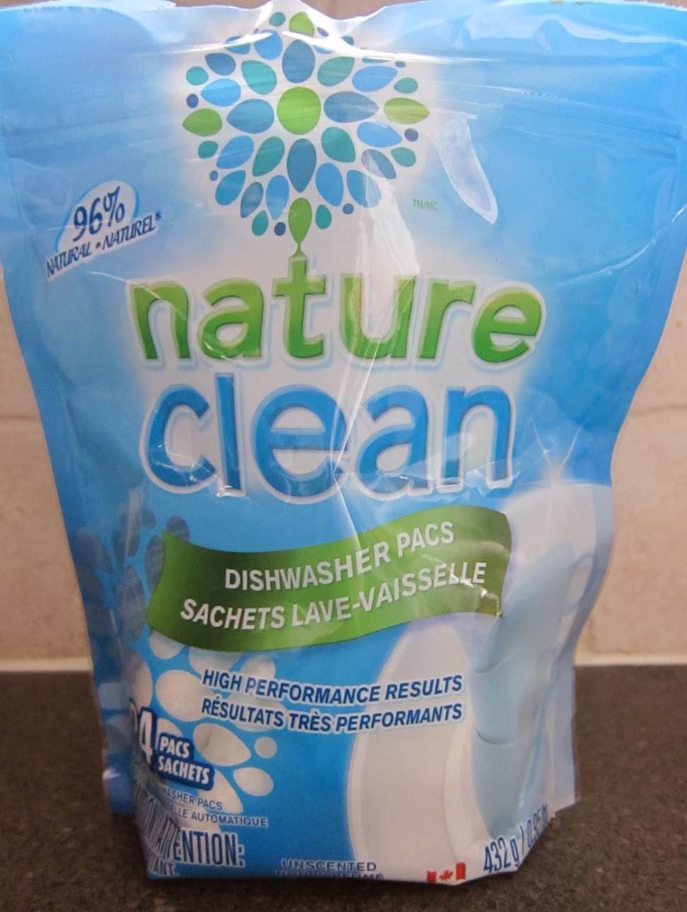 Nature Clean Dish Detergent Reviews