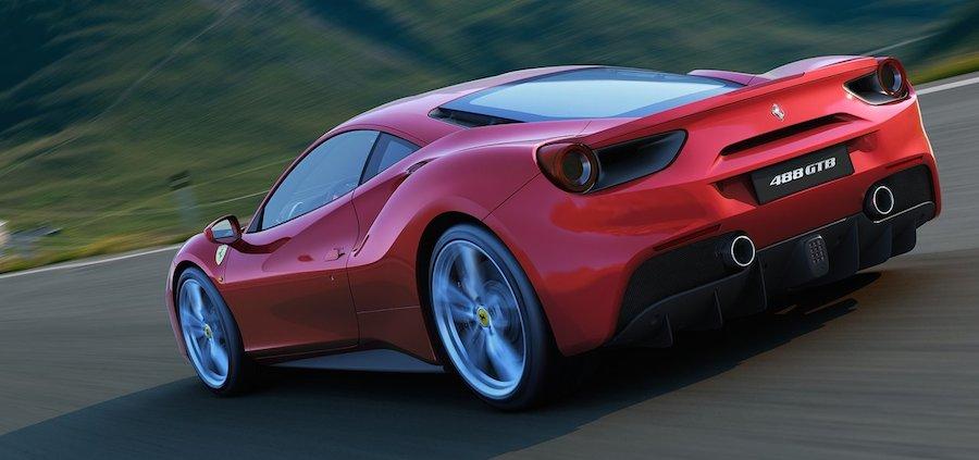 フェラーリの最新モデル「488GTB」が公式PVで迫力の走りを披露!