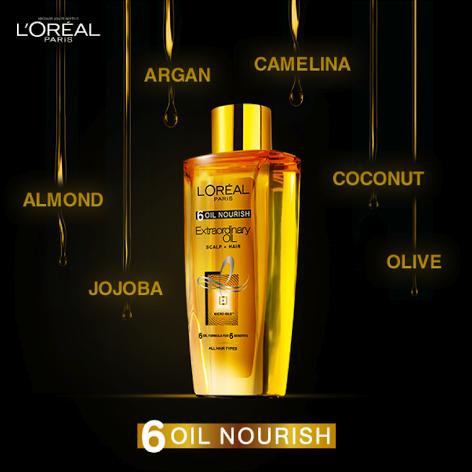 L'Oreal Paris 6 Oil Nourish