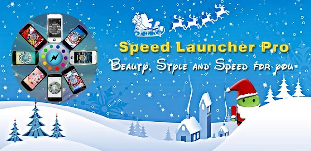 Speed Launcher Pro v4.1 APK