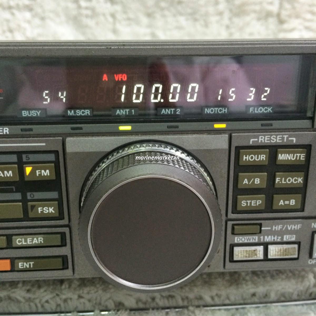 Kenwood commercial radio