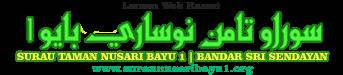 Surau Taman Nusari Bayu 1