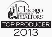 2006-2013 CAR Top Producer: Top 5% in Chicago!