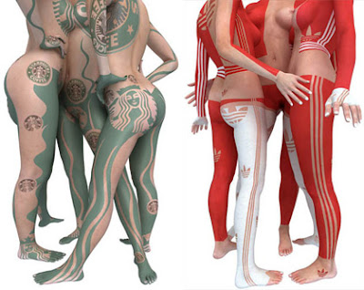The Body As A Canvas Body Art