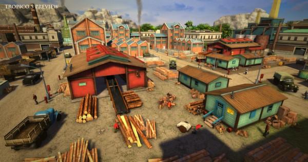 Tropico 5 HD Wallpaper