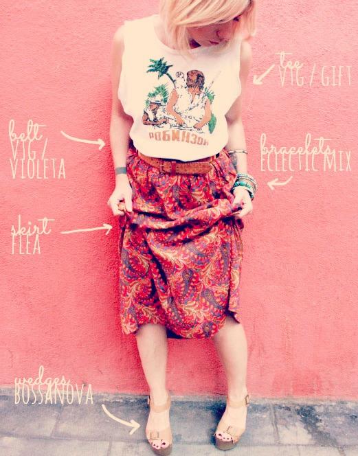 flea skirt