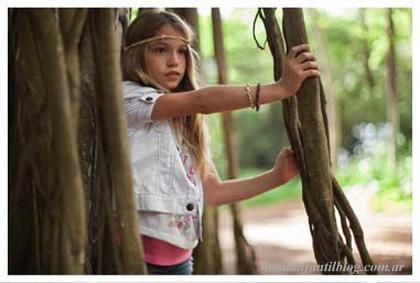 mimo & co primavera verano 2014 moda niñas