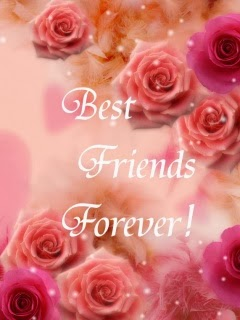 v best friends forever wallpapers  home 240x320 friendship ...