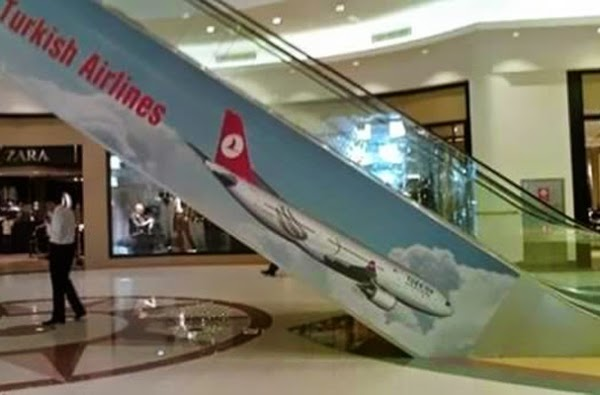 Advertising Turkish Airlines