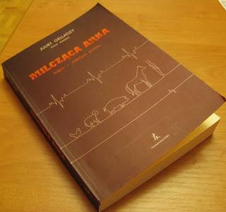 okładka książki Milcząca arka