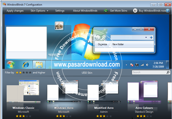 Free Download WindowsBlinds 8.04 Full Crack