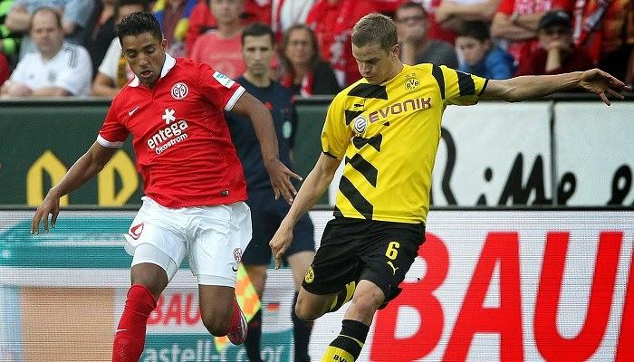 Borussia Dortmund vs Mainz en vivo