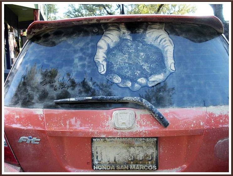 Lintas-Dunia.Blogspot.com: Mobil yang KOTOR dan berdebupun