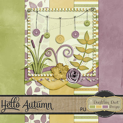 Facebook Freebie - Hello Autumn