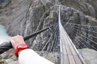 Puentes peligrosos