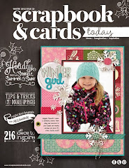 2013 Winter Issue Scrapbook and Cards Today