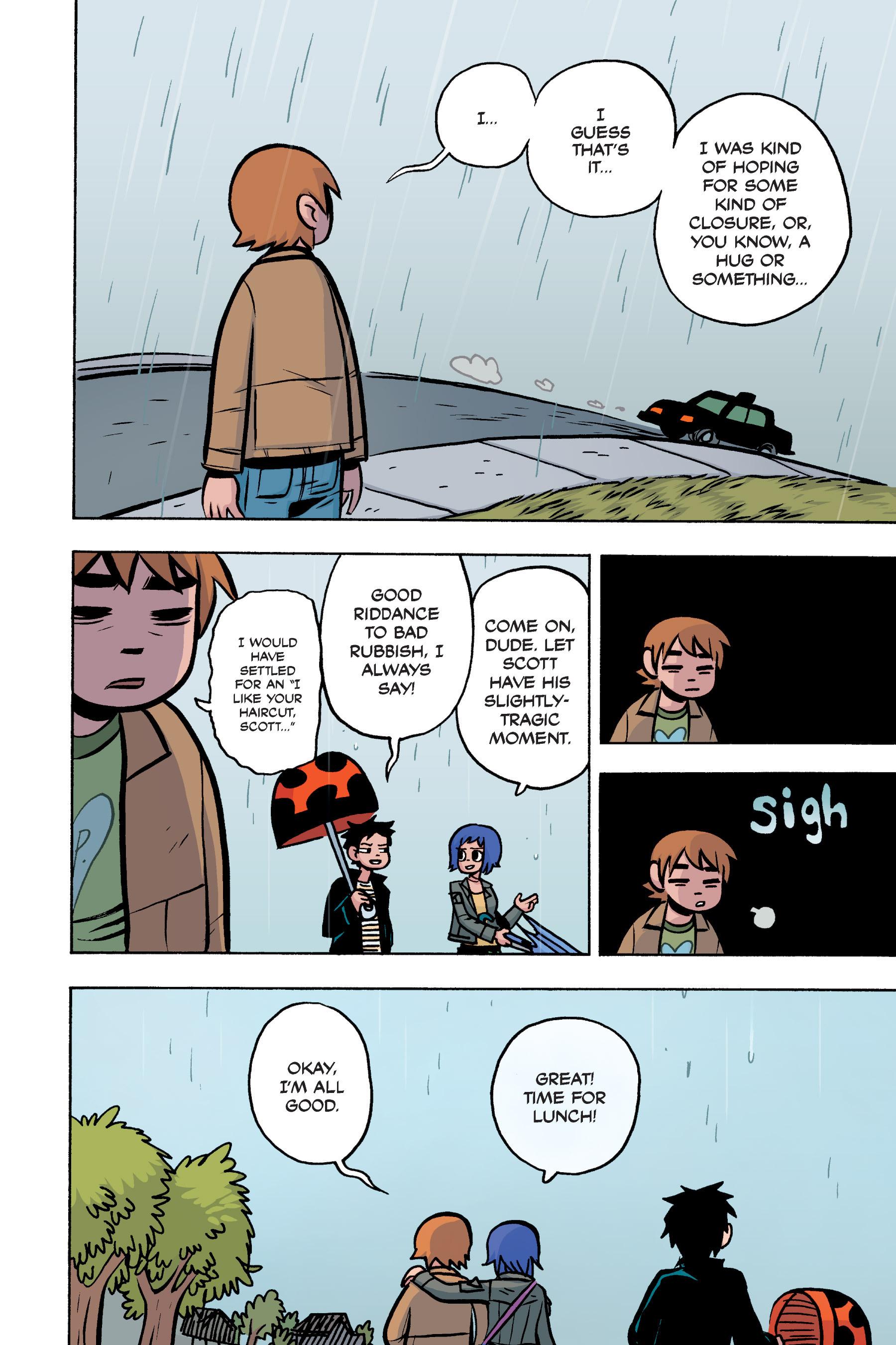 Read online Scott Pilgrim comic -  Issue #3 - 175