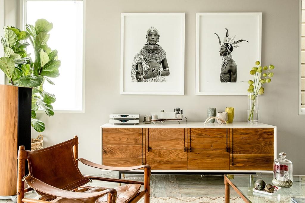 Deco] Paleta serena, maderas cálidas y muebles mid-century – Virlova ...
