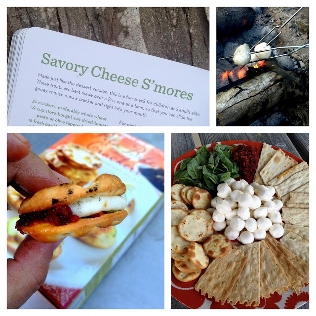 Camping Recipes And Cooking Tips: 25 Camping Tips, Recipes And Activities {A Round-Up