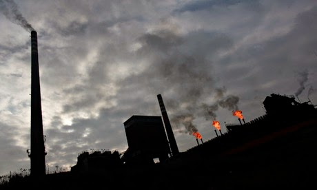 The report about the climate and economy comes ahead of a UN-convened summit of world leaders on global warming. (Credit: Peter Andrews/Reuters) Click to Enlarge.