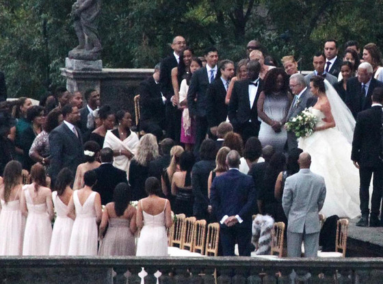 Photos From John Legend And Chrissy Teigen Wedding In Italy