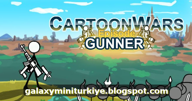 Mod cartoon wars gunner