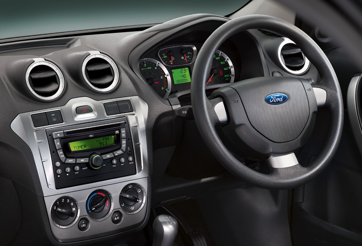 Ford Fiesta Classic Features: